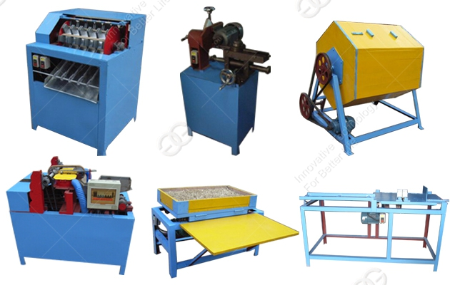 Wooden Toothpick Processing Machine|Wood Toothpick Making Machine Line