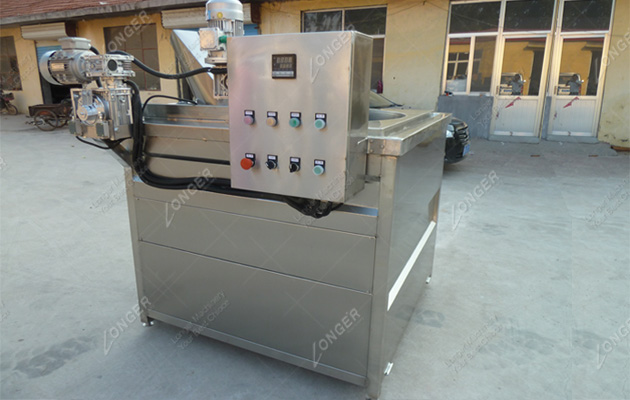 Electric Potato Chips Frying Machine For Sale