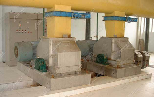 Starch Machine of Rasping  Machinery