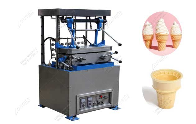 Industrial Ice Cream Cone Making Machine for Sale