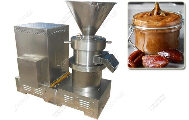 Dates Paste Grinding Machine|Peanut Butter Grinder