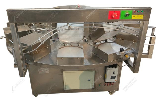 Egg Biscuit Roll Making Machine