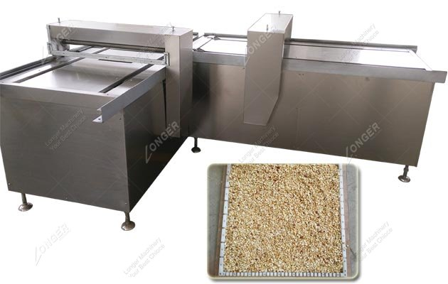 Peanut Brittle Cutter Machine