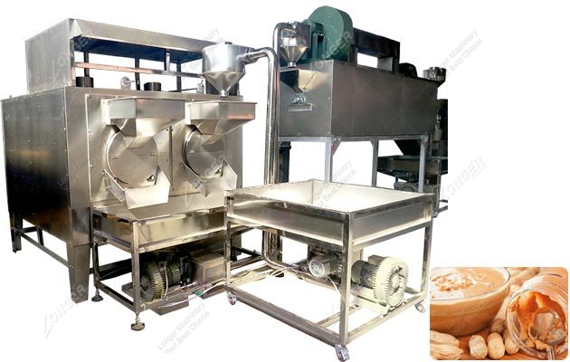 Commercial Peanut Butter Production line