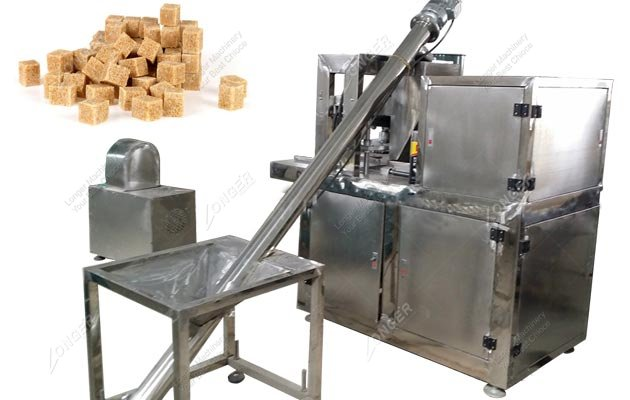 Sugar Jaggery Cube Making Machine for Sale