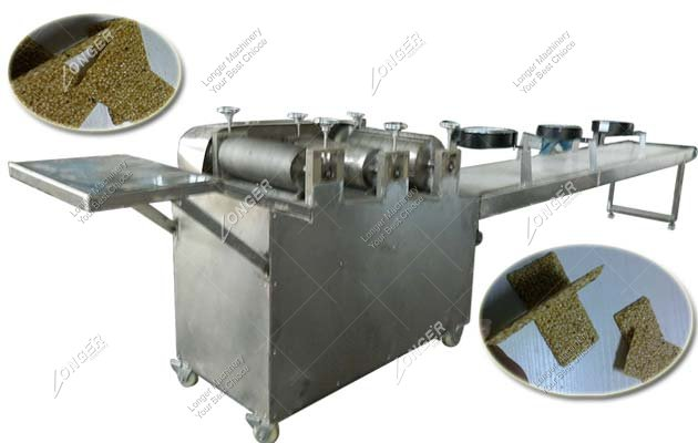 Sesame Cereal Bar Production Line|Sesame Candy Making Machine