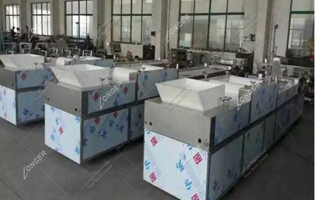 Sesame Brittle Production Line