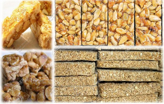 Sesame Brittle Machine Suppliers