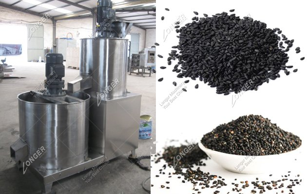 Black Sesame Seed Peeling Machine Price