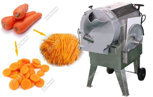 VG 150 Vegetable Cutting Machine