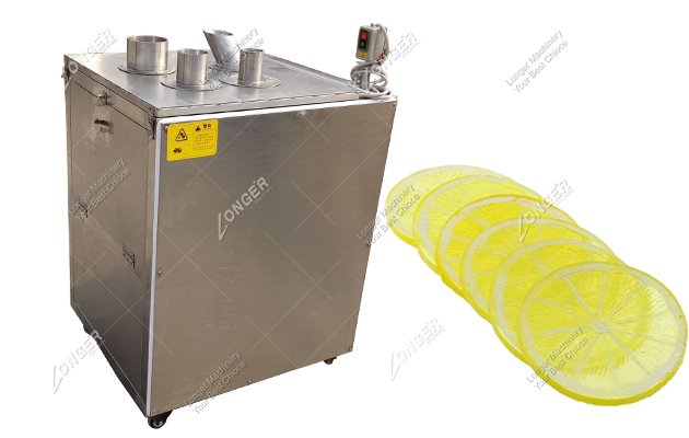 Lemon Slicer Machine