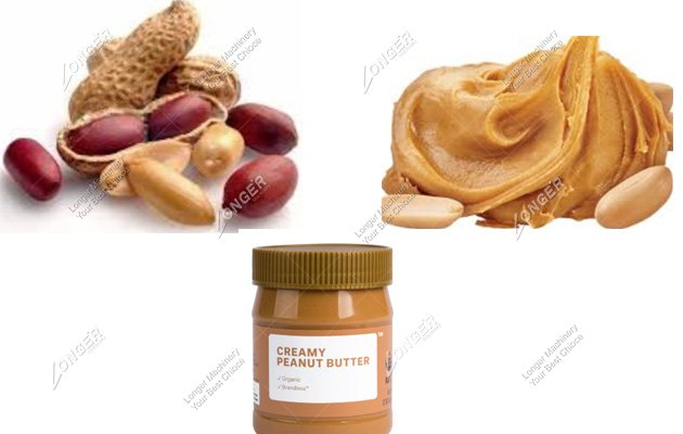 How Is Peanut Butter Made In Factories