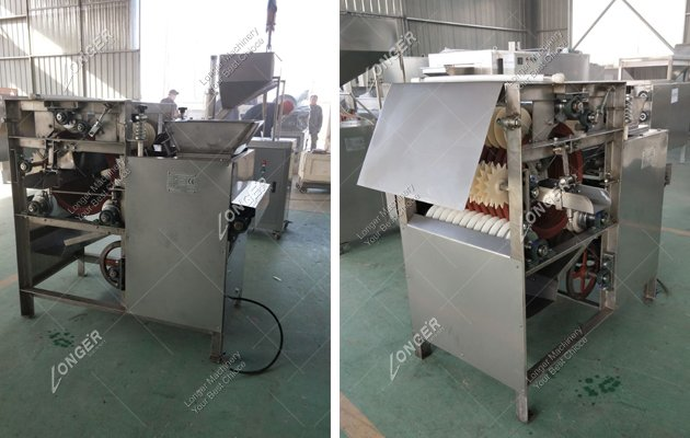 Automatic Almond Skin Peeler Machine