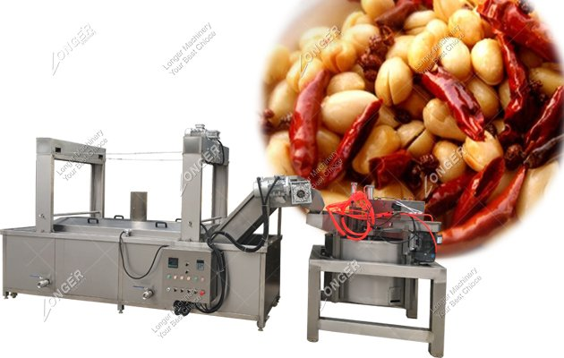 Product Frying Peanut Butter Starch Peanut Brittle Wafer