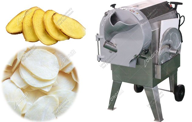 Commercial Electric Paper Thin Garlic Slicer Machine For Ginger