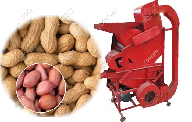 Small Groundnut Peanut Shelling Machine Manufacturer
