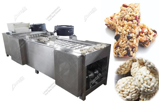 Healthy Energy Bar Making And Manufacturing Equipment