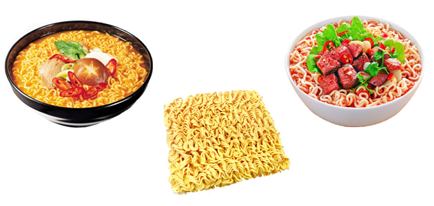 Fried Instant Noodle Manufacturing Process