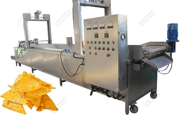 how to make crisps in a fryer