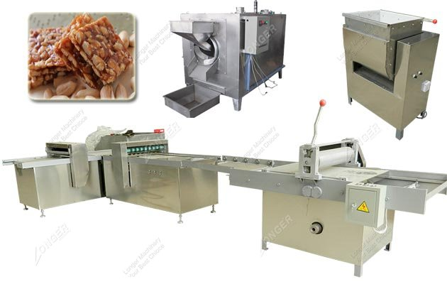 Peanut Brittle Product Line