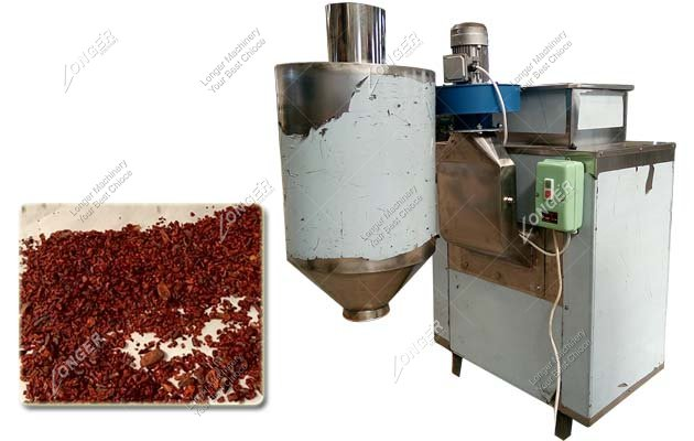 Automatic Cocoa Bean Peeler Machine