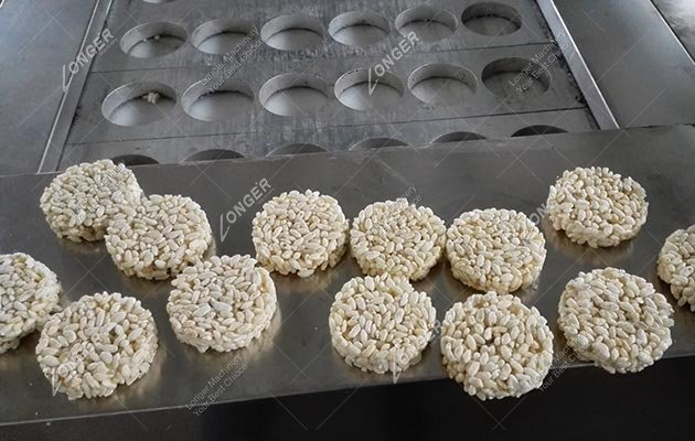 Automatic Rice Cake Forming Machine