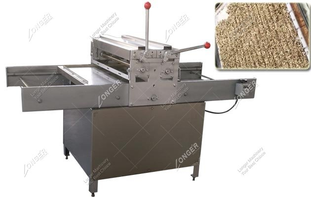 Cutting Machine for Peanut Brittle