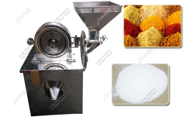 Industrial Sugar Powder Grinder Machine