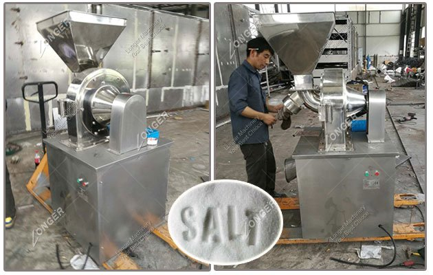 Salt Grinder Machine