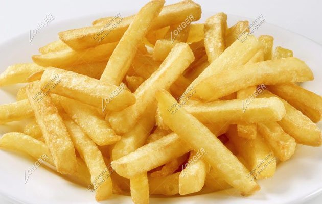 Automatic French Fries Frying Machine for Sale